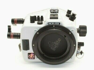 IKELITE HOUSING SETUP For Canon 5DMK3 With Ports, Domes And Accessories