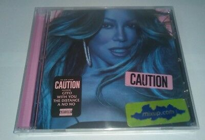 Mariah Carey Caution Cd Mexican Edition Mexico