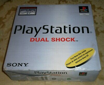 Console Sony Playstation 1 Ps1 Pal Scph-7502