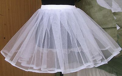 Women's or Girl's Mesh/net Petticoats or Tutus
