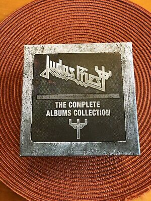 The Complete Albums Collection [Limited] by Judas Priest (CD, Jun-2012, 19...