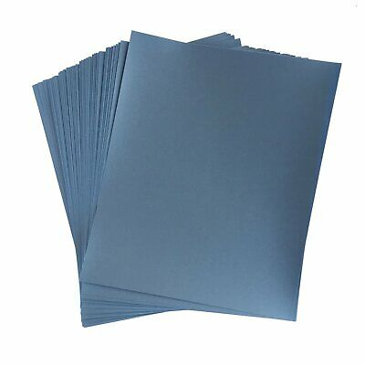 Auto Paints & Supplies P2000 25 Sheets Reliable Wet And Dry Sandpaper P800