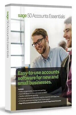 Sage 50 accounts 2019 Digital Accounting Software - Software only