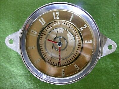 Horloge BORG pour Buick Eight