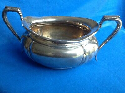 Vintage Or Antique Twin-handled Serving Bowl With Crush Damage And Plate Wear