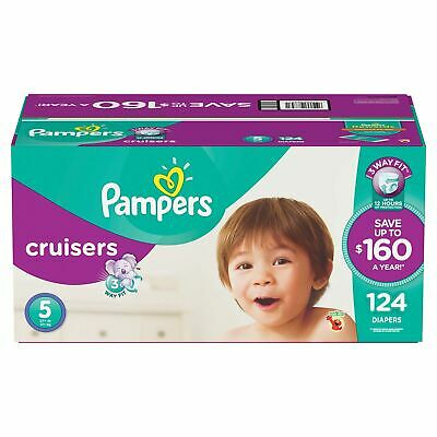 addfc83755e PAMPERS BABY-DRY DISPOSABLE Diapers Size 6