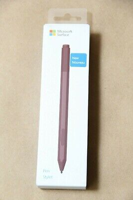 Microsoft Surface Pen Burgundy for Surface Pro Book Laptop 4 EYU-00025 NEW OP
