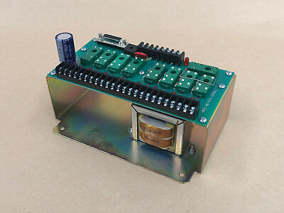 Autotech Controls Relay Chassis Asy-Rlych-08Rl