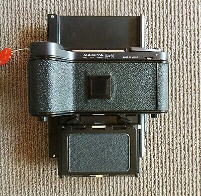 Toyo Field Camera Quick Roll Slider For 6x9 With Mamiya Film Holder