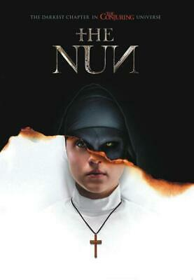 The Nun 2018 Horor Dvd R18+ Version!ghost,supernatural,gore,brand New Not Sealed