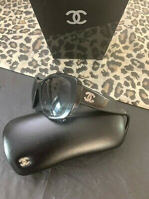 aecfb2cd48d CHANEL BLACK LIMITED Gold CC Logo 5270 Polarized Sunglasses ...