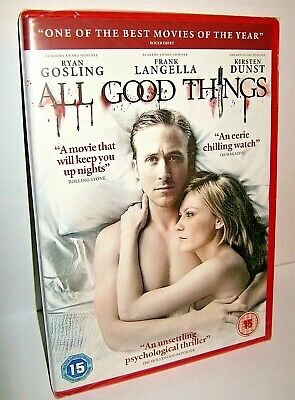 All Good Things [DVD] Ryan Gosling *New & Factory Sealed*