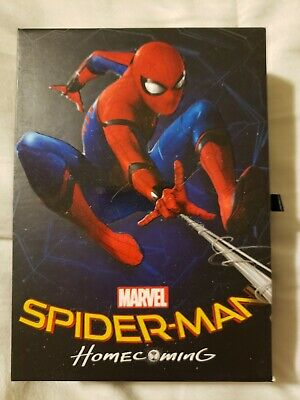 """2017 Cook Islands """"SpiderMan Homecoming"""" 1oz .999 Silver Coin PCGSPR69DCAM FD"""