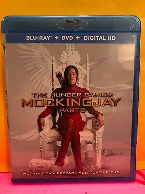 The Hunger Games: Mockingjay, Part 2 (Blu-ray) Jennifer Lawrence