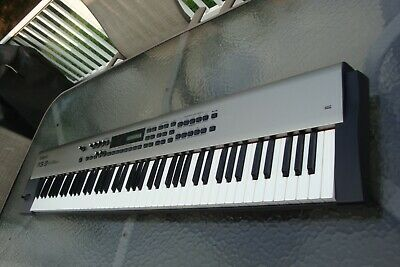 Roland Rs-9 64 Voice Synthesizer 88 Keys