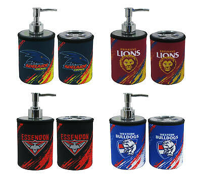 AFL Bathroom Set with neoprene sleeve