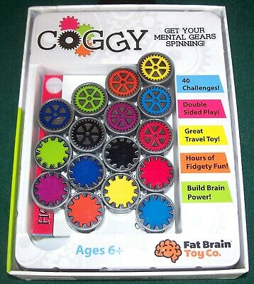 Folkmanis 50066 Coggy Toy Puppets
