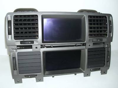 Opel Vectra C Signum Color Screen Cid Display Db Entheiratet 24461297 + Rahmen