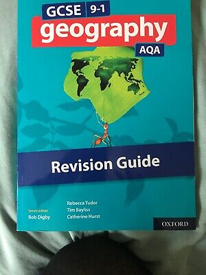 **NEW** - GCSE 9-1 Geography AQA Revision Guide (Paperback) 0198423462