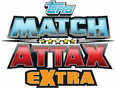 MATCH ATTAX EXTRA 2018/19 PREMIER LEAGUE UPDATE/EXTRA BOOST Buy 3 Get 7 Free