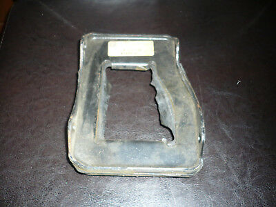 Adaptor Plate For Remote Shift On Morris/austin 1100/1300 Sandwich Plate