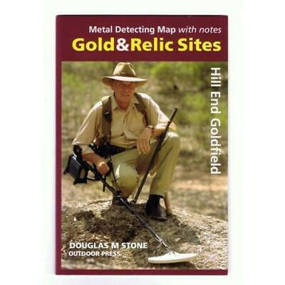 NSW - Gold & Relic Sites - Metal Detecting Maps - Region: Hill End for Prospe...
