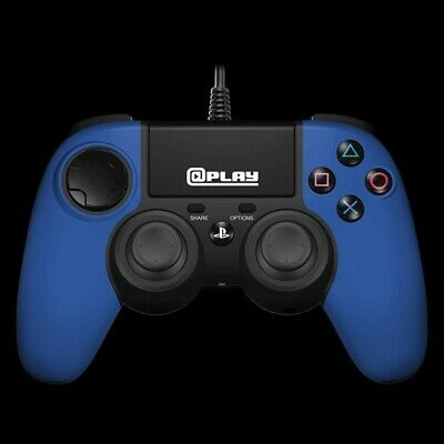 PlayStation 4 Wired Compact Controller - Blue