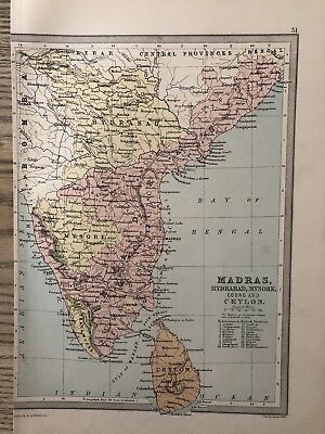 Asia Maps, Maps, Atlases & Globes, Antiques Page 35 | PicClick