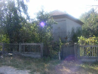 Small holding £125 a month,       with outbuildings and house (Bulgaria)