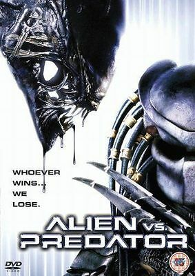 ALIEN vs PREDATOR SANAA LATHAN LANCE HENRIKSEN FOX UK 2005 REGION 2 DVD L NEW