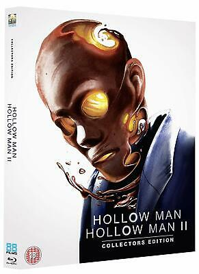 Hollow Man 1 & 2 (Blu-ray) COLLECTOR EDITION BRAND NEW PRE-ORDER