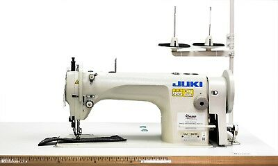 Juki DU 1181N Heavy Duty Industrial Sewing Machine With Needle Position