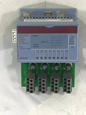 1 Used B&R D0722 Output Relay Rev. 0 ***Make Offer***