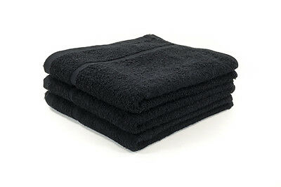 24 X Bleach Proof Hairdressing Towels / Beauty / Barber / Salon 400GSM 50x85cm