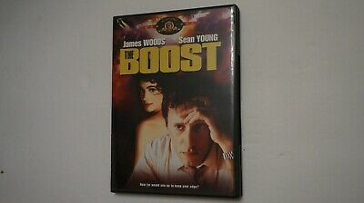 THE BOOST (1988) DVD OOP! RARE! MINT! (MGM, 2003) Woods Young Becker COCAINE!!!!