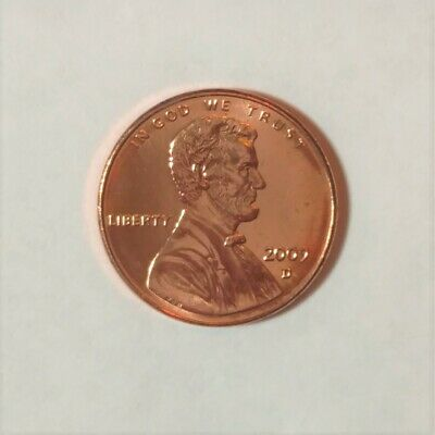 2009 D Lincoln Penny Professional Life in Illinois 1830-1861 BU from Mint Roll