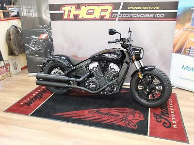 Indian Scout Bobber Abs 2019 Model In Stock At Thor Mcs, From £11899