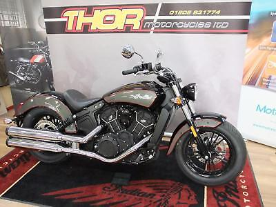 Indian SCOUT 60 2018 1000cc 5yr WARRENTY,4 COLOURS,IN STOCK,FROM £9999