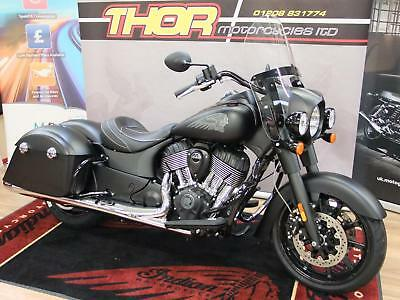 Indian 2019 SPRINGFIELD DARKHORSE BAGGER ,SIMPLY STUNNING, COME SEE THE RANGE
