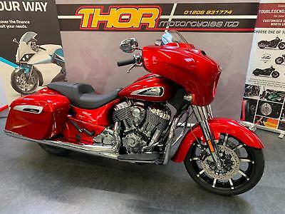 Indian Chieftain LIMITED,2019 ALL NEW MODEL,NEW LOOK,FULL POWER MODE,£24299