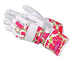 Laura Ashley Gardener's Cool Rigger Glove - Cressida - Large