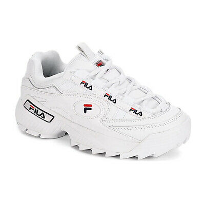 Fila D-Formation Scarpe Sneakers Donna Uomo Unisex Shoes Sport Run 5Cm00514-125