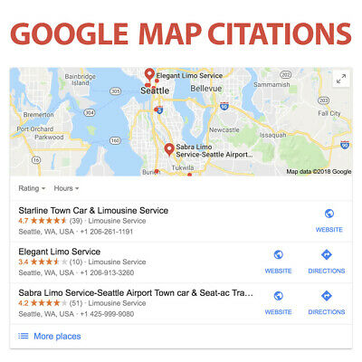 Optimize your Google Places Listing with Maps Citation, Google Rank, Local SEO