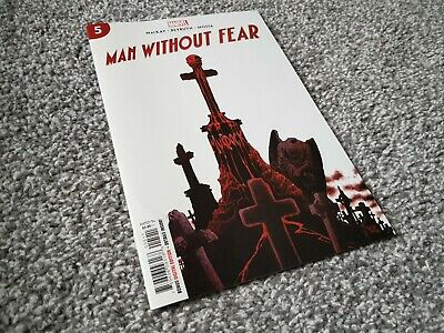 MAN WITHOUT FEAR #5 Cvr A (2019) MARVEL MINI-SERIES