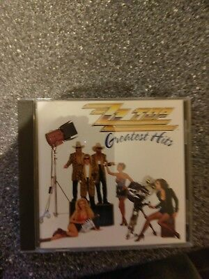 Greatest Hits von Zz Top (2006)