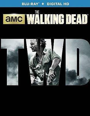 THE WALKING DEAD: BLU-RAY - THE COMPLETE SIXTH SEASON 5 DISCS] W/ Slip Cover NEW
