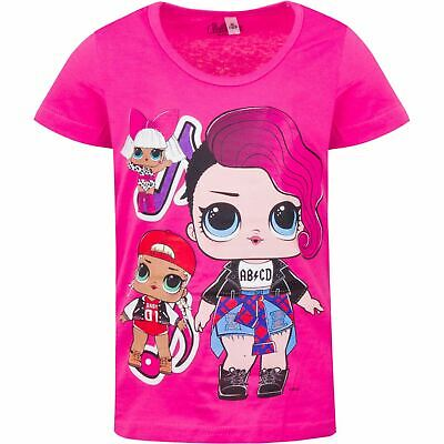 Lol Surprise Doll Girls Childrens Star Short Sleeve T-shirt Other