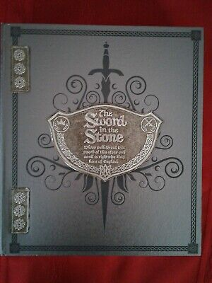 """Disney """"The Sword in the Stone"""" DVD Digital 45th Anniversary Limited Edition"""