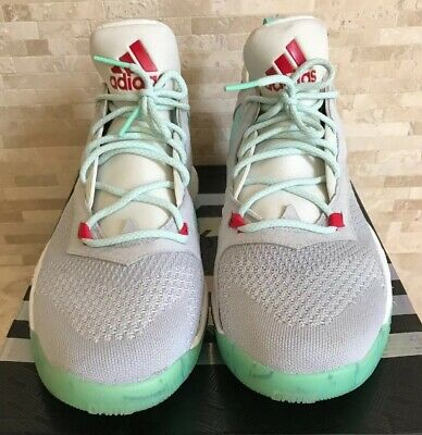 new style 1837b 0f809 Adidas D Lillard 2 PDX Carpet Men s Size 14 Basketball Shoe