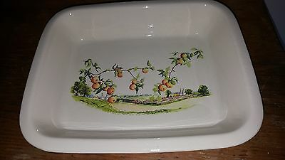Princess House Or Fiesta Casserole. Country Harvest Collection Wade England